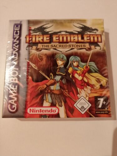 FIRE EMBLEM THE SACRED STONES GBA NEUF BLISTER