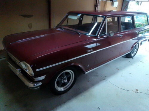 1964 chevrolet nova station wagon