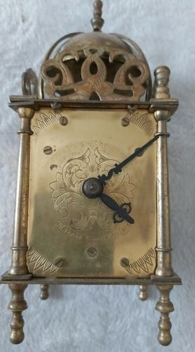 Vintage Smith Clock .Not working