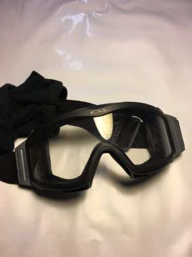 ESS NVG Goggles Clear Lens Used Modern, Current - 36066