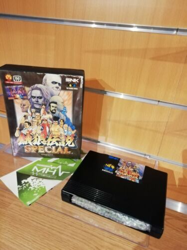 FATAL FURY SPECIAL - NEO GEO AES
