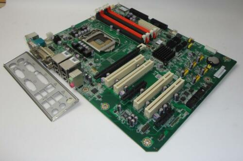 FedEx DHL Advantech AIMB-780 REV.A1 Motherboard / Systemboard with Backplate