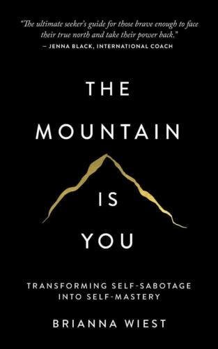 The Mountain Is You: Transforming Self-Sabotage Into Self-Mastery Book Bri Wiest