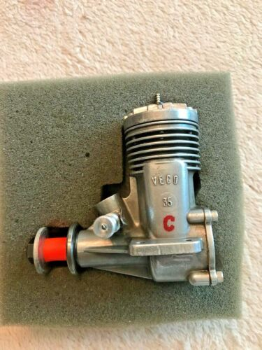 VECO .35C  COMBAT  --- VINTAGE RARE ENGINE --- HIGHLY COLLECTABLE ENGINE