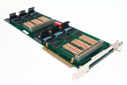 Axiom AX5048I 48 Channel Opto-Isolated Digital Input Board Di PC Card Isa Bus