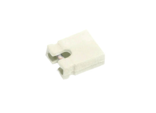 10x HDD Ide PC 2-Pin Jumper Connector White/short-Circuit Jumper White