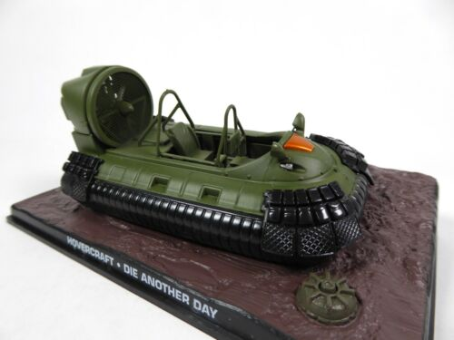 Hovercraft James Bond 007 Die Another Day - 1:43 Voiture Model Car DY093SP