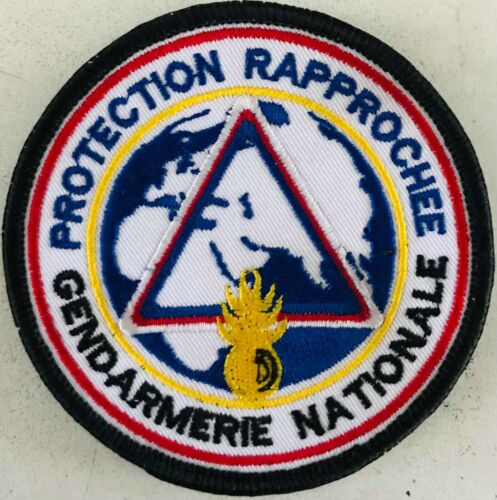 GENDARMERIE / PROTECTION RAPPROCHEE - BLANC - FAB LOCALE AFGHANISTAN
