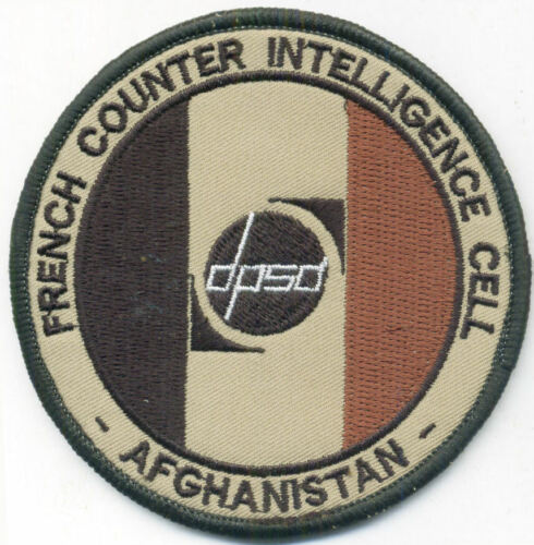 DPSD FRENCH COUNTER INTELLIGENCE CELL - CELLULE CONTRE ESPIONNAGE AFGHA bv