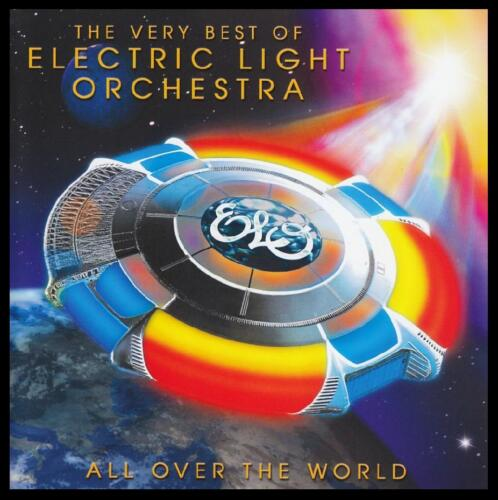 ELECTRIC LIGHT ORCHESTRA - VERY BEST OF ELO : ALL OVER THE WORLD CD 70's *NEW*