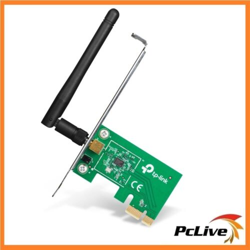 NEW TP-Link TL-WN781ND 150Mbps Wireless N PCI-Express Card WIFI Network Card