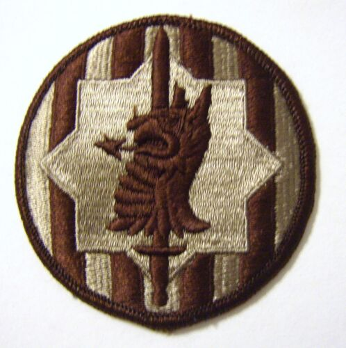 SUBDUED BDU 89TH MILITARY POLICE BRIGADE PATCH