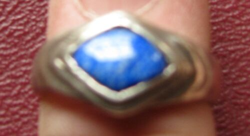 Authentic Ancient Artifact > SILVER FINGER RING 6 1/2 US 17mm 9690 DR