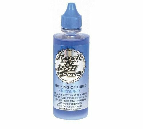 "Rock ""N"" Roll Extreme 4Oz Bike Bicycle Cycling Lube"