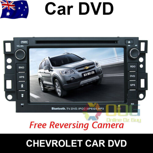 7 Inch Car DVD GPS Navigation Head Unit For HOLDEN CAPTIVA 7 Seats 2006-2015