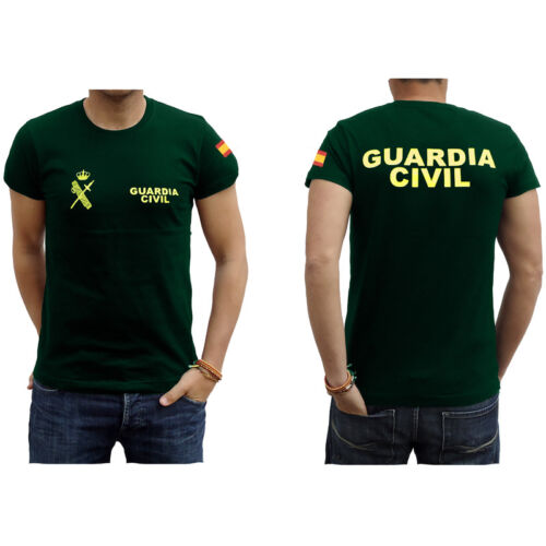 CAMISETA NUEVO UNIFORME GUARDIA CIVIL camisetas para guardia civil PIEL CABRERAOtros - 13981