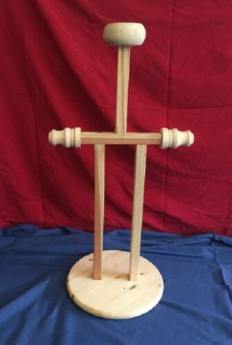 ARMOR Half STAND - approx. three feet tall, Great Medieval Armor Display Stand.