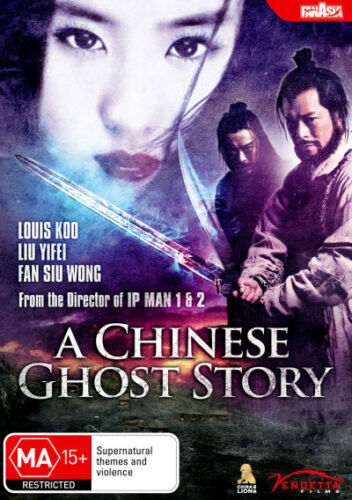 A Chinese Ghost Story  - DVD - NEW Region 4
