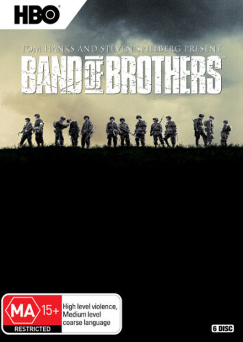 Band of Brothers  - DVD - NEW Region 4
