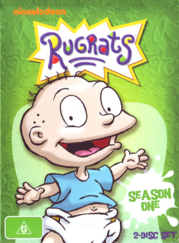 Rugrats: Season 1  - DVD - NEW Region 4