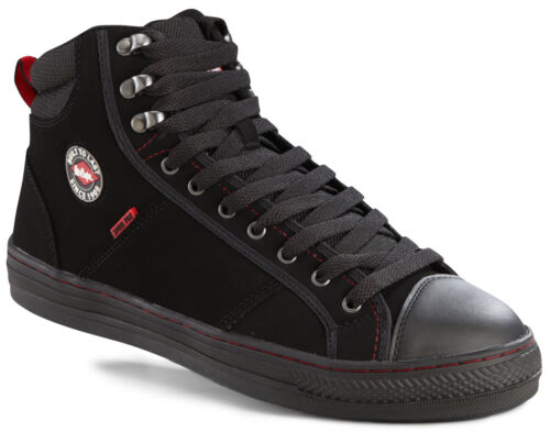 Lee Cooper Steel Toe Cap Safety lc022 Baseball Safety Boots/Shoes 3-12