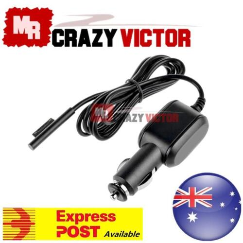 Car Charger Power Adapter for Microsoft Surface Pro 3 Pro 4 Core i3 i5 i7