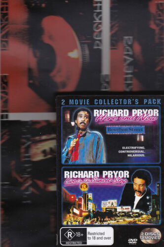 RICHARD PRYOR - HERE & NOW/LIVE ON SUNSET STRIP