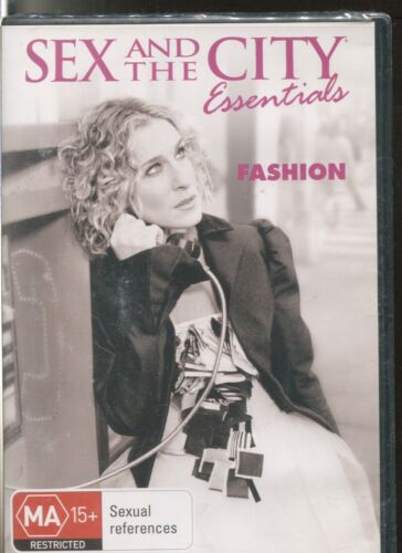 SEX AND THE CITY - ESSENTIALS - FASHION - DVD