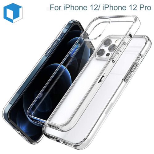 Apple iPhone 8 / 7 / 6S Plus Ultra Thin Clear Crystal Rubber TPU Soft Case Cover