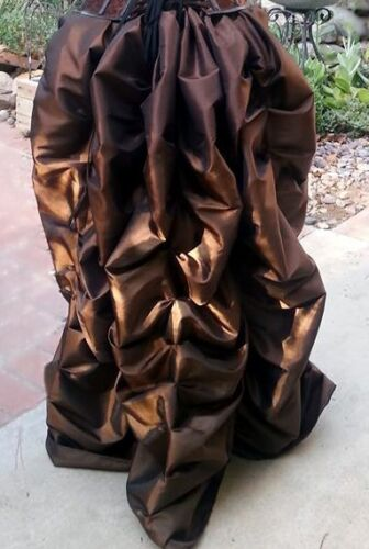 Steampunk Bustle Skirt Only
