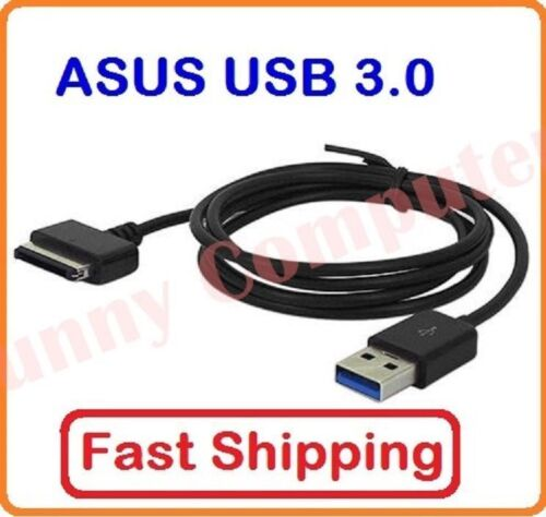ASUS Vivo RT Tab Tablet TF600 TF600TG TF600TL USB3.0 Data Sync Charger Cable AU