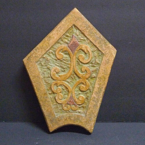 Vintage Markoff Fireplace Tile California
