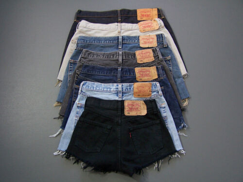 Levis 501 Jeans Shorts B Grade High Waisted vtg size 6 -20 <br/> 1000+  sold A grade available item number 281661455918