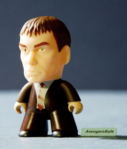 X-Files The Truth Is Out There Collection Titans Vinyl Figures Tooms 2/20