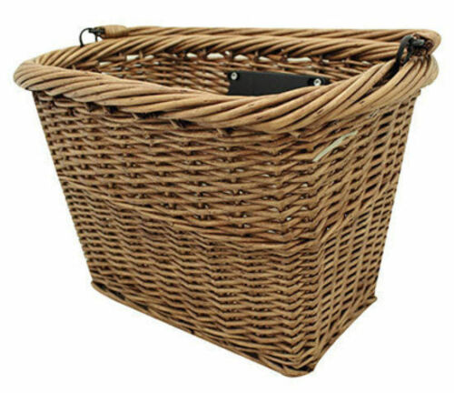 X Tech Basket Front Country Wicker Quick Release