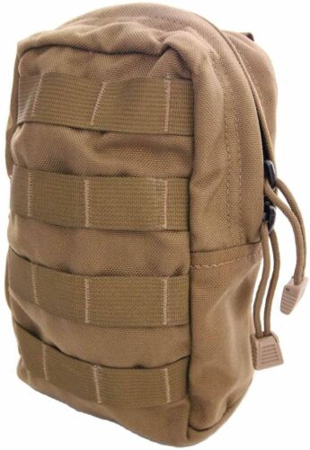 U.S MILITARY MARINE CORPS COYOTE BROWN MOD UTILITY POUCH MOLLE II SPECTER NEWPouches - 158437