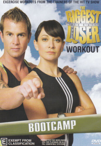 The Biggest Loser Workout 2: Bootcamp (Workout 3) * NEW DVD *