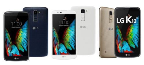 """New LG K10 K430DSY GSM FACTORY UNLOCKED Android Smartphone, 5.3"""", 13MP ,16GB"""