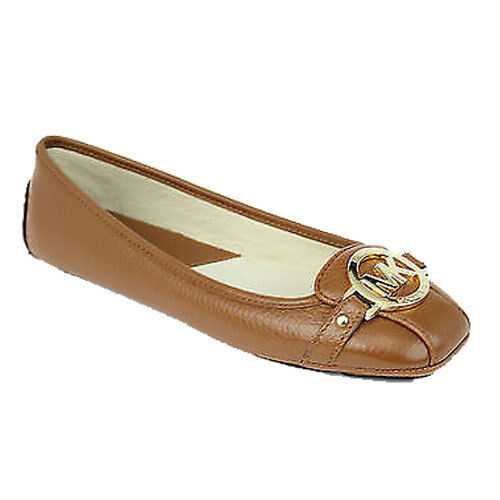 Michael Kors Shoes MK 40R1FUFR1L Fulton Moccasin Tumbled Leather New 8.5 COD ags <br/> Trusted Powerseller Brand New With Shop - Accept COD*