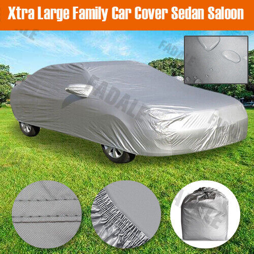 Universal Medium Size Car Cover Outdoor Indoor Waterproof Weather Proof ZCH0S