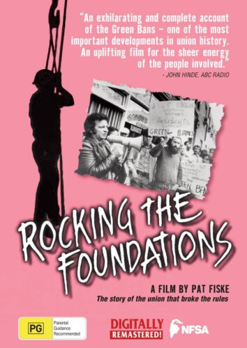 New DVD** ROCKING THE FOUNDATIONS