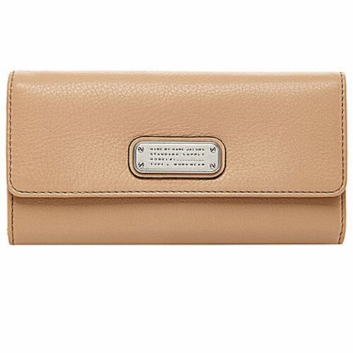 Marc by Marc Jacobs long trifold new Q