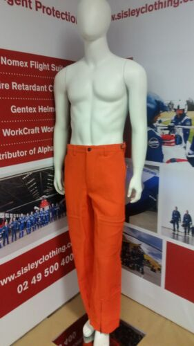 Nomex Trouser Orange (#27) Size: 99W