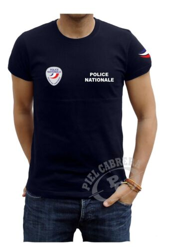 SHIRT POLICE NATIONALE DIRECTION AUX FRONTIERESOtros - 13981