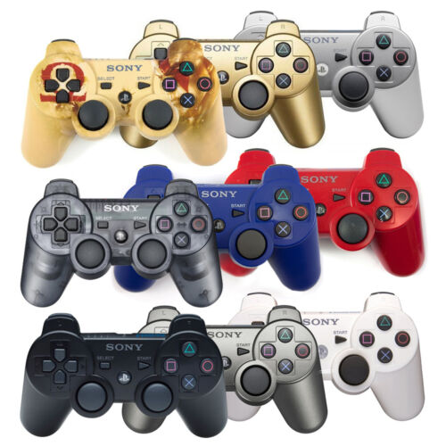 PS3 - Original Sony DualShock 3 Wireless Controller / Sony Playstation 3 <br/> Mehr PS3 Artikel im KONSOLENKOST Shop!