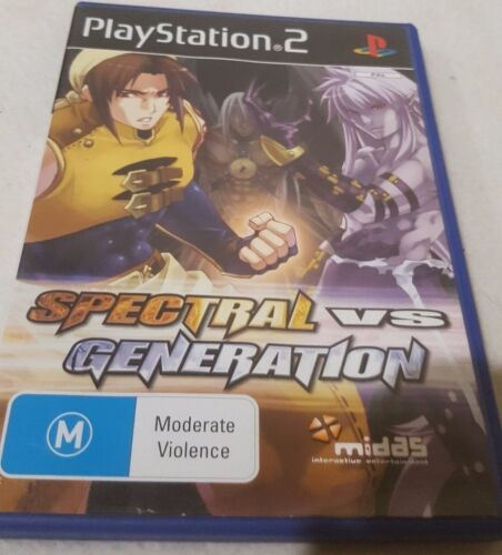 Spectral Vs Generation - Tested - Working