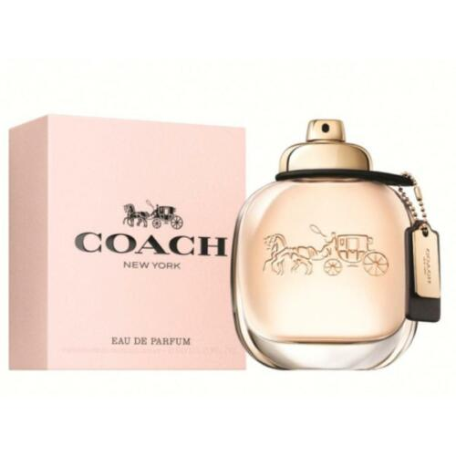 COACH New York by Coach Perfume Women 3.0 oz edp NEW IN BOX