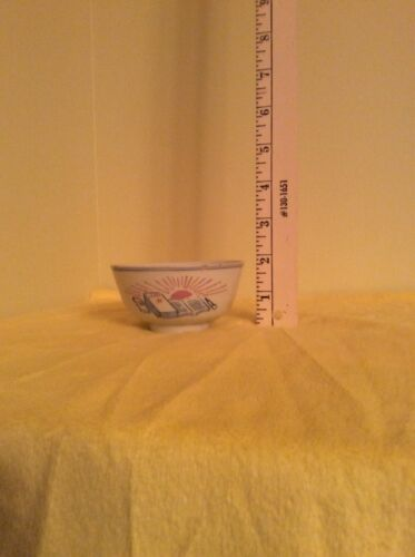 chinese antique bowl from Culture Revolution time
