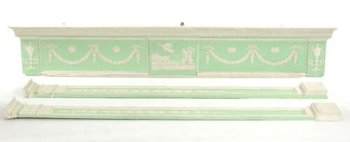 18th Century Neoclassical Robert Adam Attributed Door Surround