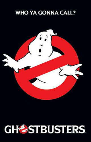 GHOSTBUSTERS - CLASSIC MOVIE POSTER 24x36 - WHO YA GONNA CALL 49290